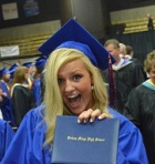 Elyse Johnson - Bishop Miege Graduation